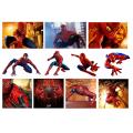 Картинки на водорастворимой бумаге - Человек паук