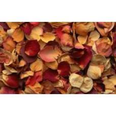 Розы лепестки сухие 50гр