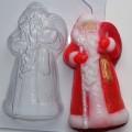 Форма для мыла Дед Мороз