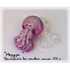 Форма для мыла Медуза