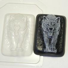 Форма для мыла Волк из темноты